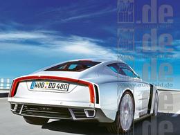 Volkswagen XLR: elle sera à Genève 2014!