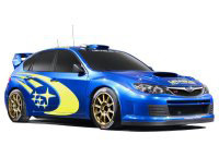 WRC: Petter Solberg sur le départ