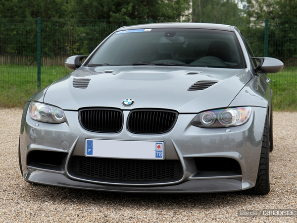 Photos du jour : BMW M3 E92 Club Sport by DM Performance (Cars and Coffee)