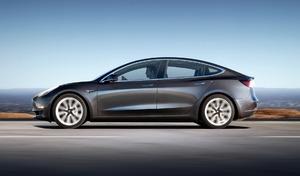 Finalement, la Tesla Model 3 n'aurait pas droit à la suspension pilotée