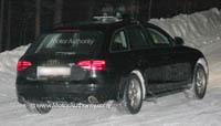Audi A4 Allroad: rendez-vous à Francfort
