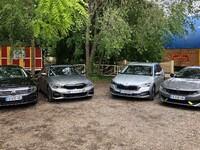 Les 4 berlines familiales hybrides rechargeables du salon Caradisiac Electrique/hybride 2021: quel modèle choisir ?