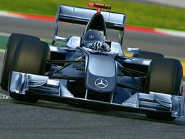 Le pire de Mercedes GP