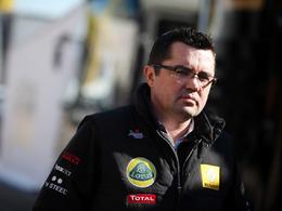 F1 : Eric Boullier sur le départ, Lotus dans la panade ?