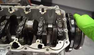 Le moteur de la Toyota Supra mis à nu, avec un potentiel de 1000 ch
