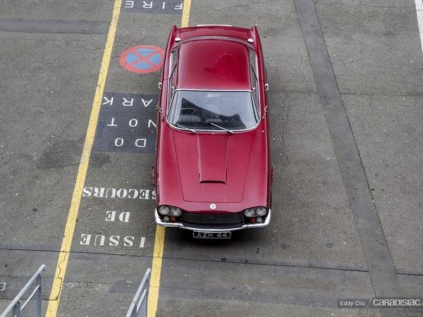 Photos du jour : Gordon Keeble V8 GT Bertone (Exclusive Drive)