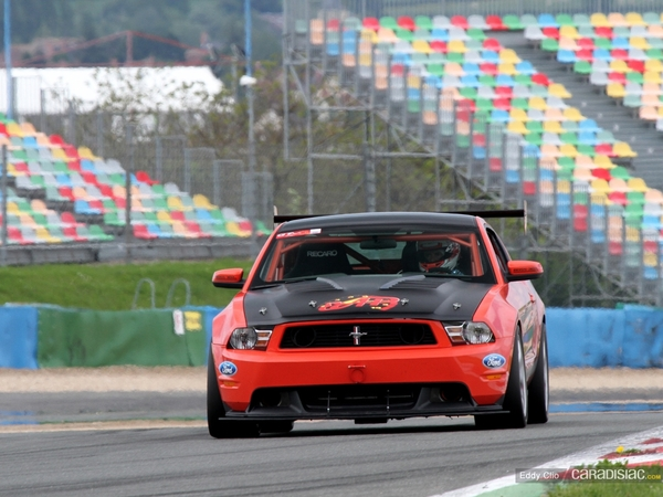 Photos du jour : Ford Mustang BOSS 302S (GT Days)