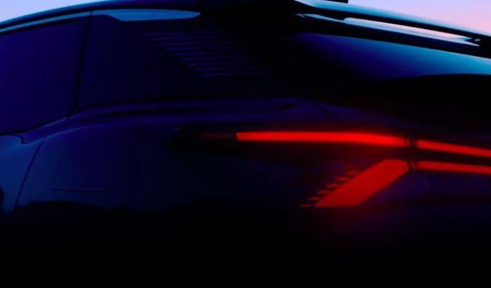 Nouvelle Citroën C5: un premier aperçu