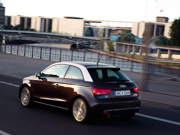 Future Audi S1: cela se confirme