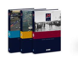 La parution de l'encyclopédie des 24 Heures du Mans légèrement retardée