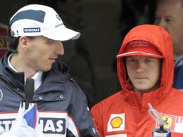 F1 - Renault fait tout pour garder Robert Kubica