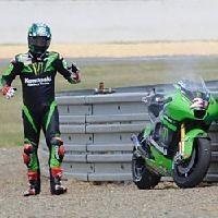 Moto GP - France: Erreurs et déception chez Kawasaki