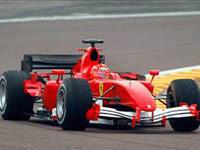 La F2006 en piste