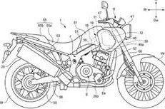 Nouveauté - Honda: un trail neo-retro à l'étude ?