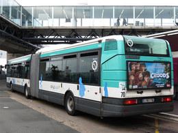 RATP: bientôt des bus radars ?