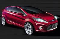 Future Ford Fiesta: Le concept de Francfort