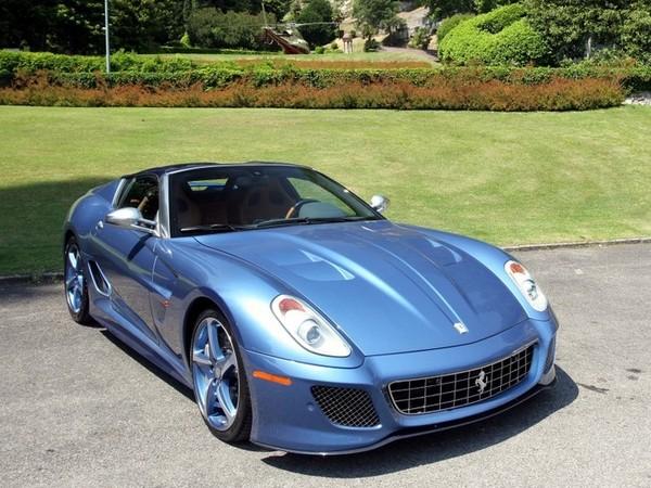[vidéo] La Ferrari Superamarica 45 se découvre en public