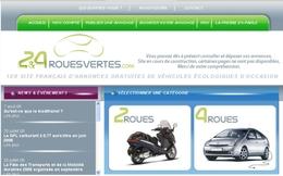 2et4rouesvertes.com : les véhicules écolos ont désormais leur site de petites annonces dédié !