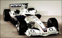 La F1.06 présentée à Valence
