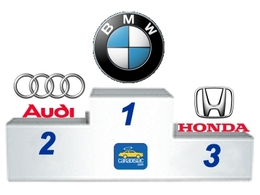Enquête de satisfaction J.D. Power : BMW, Audi et Honda trustent le podium, Mercedes en embuscade…