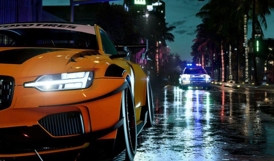 Un Nouveau Need For Speed Pour La Fin D Annee