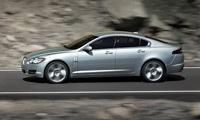 Jaguar XF: Nue !