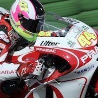 Moto GP - Ducati: Aleix Espargaro chez Pramac en 2010