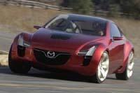 Plan produit des sportives Mazda
