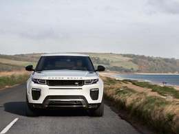 Un Range Rover basé sur le SUV Jaguar F-Pace est en préparation