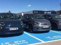 Stellantis déploie plusieurs centaines de Fiat 500 électriques à la location