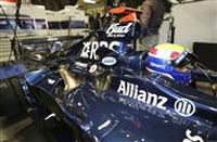 WilliamsF1 prolonge son partenariat avec QinetiQ