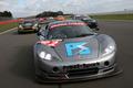 Ascari KZ1: Court également en British GT