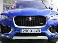 Jaguar annonce un F-Pace SVR
