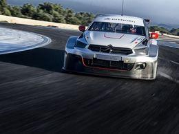 WTCC 2014 - Citroën officialise José-Maria Lopez