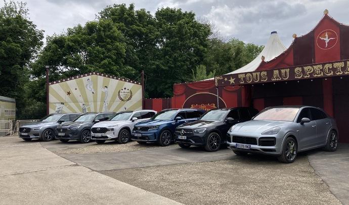 Les 6 SUV familiaux hybrides rechargeables du salon Caradisiac Electrique/hybride 2021: quel modèle choisir ?