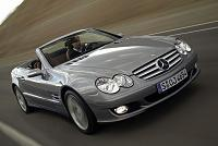 Nouvelle Mercedes SL : toujours plus désirable !