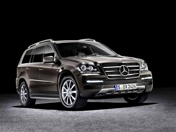 Mercedes GL Grand Edition, une série spéciale pour attirer l'oeil