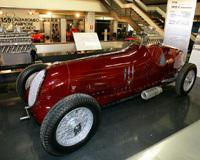 Rétromobile 2009 : le programme d'Alfa Romeo
