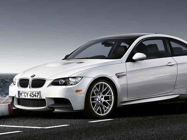 La BMW M3 soigne son style
