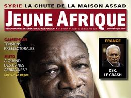 Un dossier automobile dans Jeune Afrique