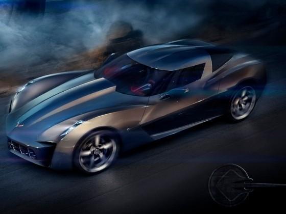 Un V8 de 5,5 litres pour la future Corvette