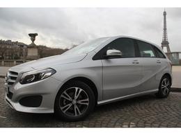 Mercedes Classe B : pas de moteur 3 cylindres ni de version 7 places en vue