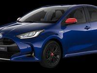 Toyota : nouveautés sur la gamme Yaris
