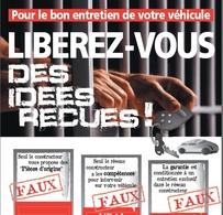 En matière de garantie et de réparations, les automobilistes ont des droits, souvent bafoués !