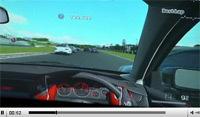 Jeu Vidéo GT5 Prologue: la vidéo en mode jeu