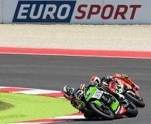 Le WSBK sur Eurosport jusqu'en 2019
