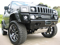 Hummer Predator