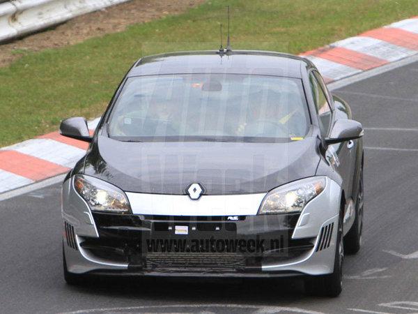 Une Renault Megane RS radicale en préparation?