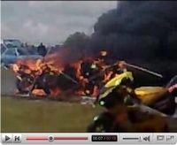 Vidéos du jour : Chaude ambiance au 24h du Mans…
