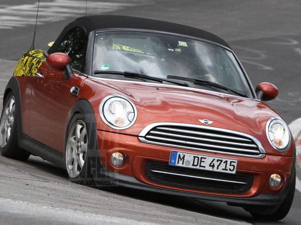 Surprise : la Mini Roadster attaque le Nürburgring [vidéo]